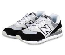 Sneaker ML574 - SCHWARZ/ WEISS/ BLAUGRAU