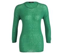 Cashmere-Pullover ROSARIA - grün