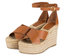 Plateau-Wedges SELBY - BRAUN