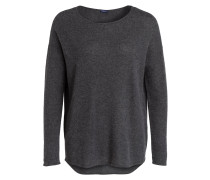 Cashmere-Pullover - anthrazit