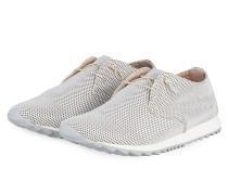 Sneaker - weiss/ gold