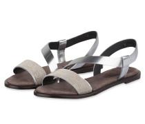Sandalen - grau