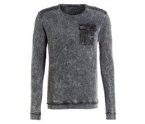 Sweatshirt AREA - grau
