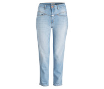 Jeans PEDAL PUSHER - blau
