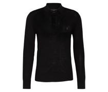 Strick-Poloshirt MERINO