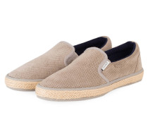 Slip-on-Sneaker MASTER - taupe