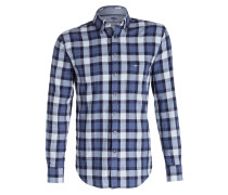 Flanellhemd Casual-Fit