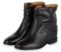 Boots CLUSTER - SCHWARZ