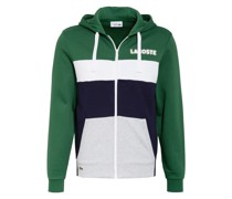 Sweatjacke COLORBLOCK