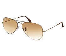 Sonnenbrille RB3025 AVIATOR LARGE METAL