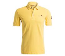 Piqué-Poloshirt ELBAS NEW - gelb