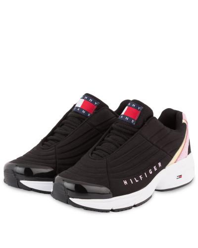 Sneaker HERITAGE - SCHWARZ