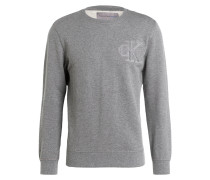 Sweatshirt HASTO 1 - grau meliert