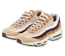 Sneaker AIR MAX 95 PREMIUM - BEIGE/ LILA