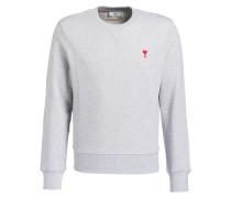 Sweatshirt AMI DE COEUR - hellgrau meliert