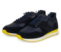 Sneaker ELISSO - DUNKELBLAU/ GELB/ WEISS