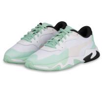 Sneaker STORM PLAS TECH - WEISS/ MINT