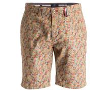Shorts - beige/ rot/ blau