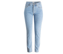 Girlfriend-Jeans AGNETE - denim blue