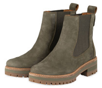 Chelsea-Boots COURMAYEUR VALLEY - oliv