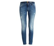 Skinny-Jeans ORANGE 20