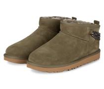 Boots CLASSIC ULTRA MINI CHAINS - OLIV