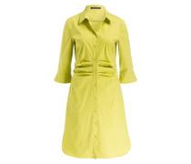 Blusenkleid - hellgrün