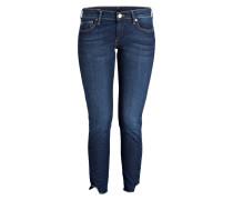 Skinny-Jeans HALLE - blue denim