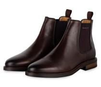 Chelsea-Boots ST AKRON - DUNKELBRAUN