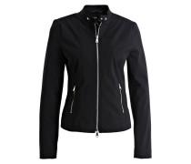 Biker-Jacke - schwarz