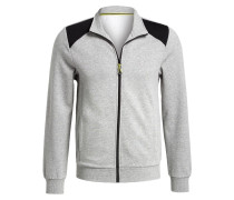 Sweatjacke DANCO - grau