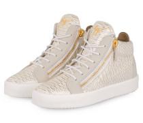 Hightop-Sneaker KRISS - weiss