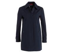 Mantel CIREMO - blau