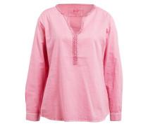 Blusenshirt ROSEMARIE - rosa