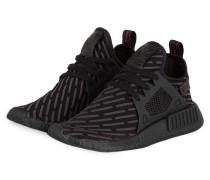 Sneaker NMD_XR1 PRIMEKNIT - schwarz