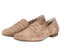 Penny-Loafer - beige
