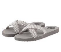 Sandalen CROSS GLAM - grau
