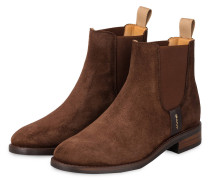 Chelsea-Boots FAYY - BRAUN