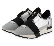 Sneaker RACE RUNNERS - silber