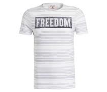 T-Shirt FREEDOM - weiss