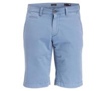 Shorts JÖRG Slim-Fit - blau