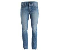 Jeans Slim-Fit - blau