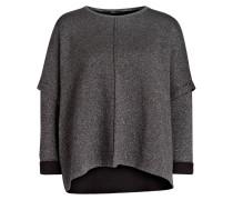 Sweatshirt BOAT - grau/ silber