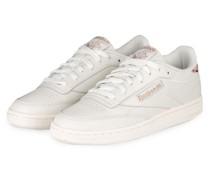 Sneaker CLUB C 85 - WEISS/ ROSÉ/ SCHWARZ
