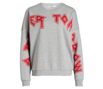 Sweatshirt LOGAN - grau