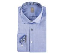 Hemd COMO Slim-Fit - blau