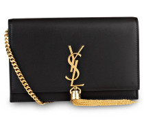 Clutch KATE MONOGRAM - schwarz