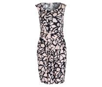 Kleid - schwarz/ rosa