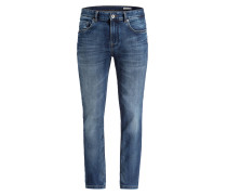 Jogg Jeans SHNTWOMARIO Slim-Fit - blau