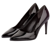 Lack-Pumps MILEY - schwarz